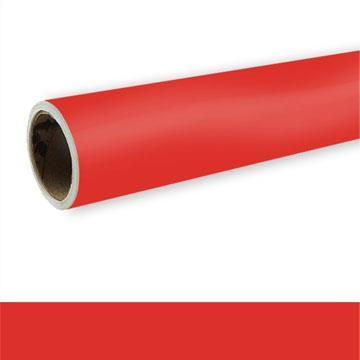 Papel Contact Adesivo Gekkofix Vermelho fosco larg 45cm (por metro)