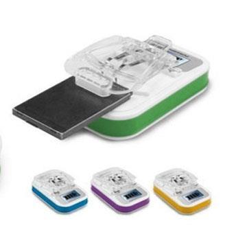 Carregador Universal de Bateria de Celular LCD