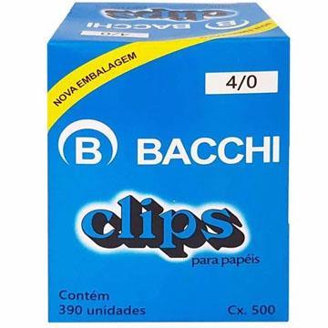 Clips 4/0 Bacchi 390un