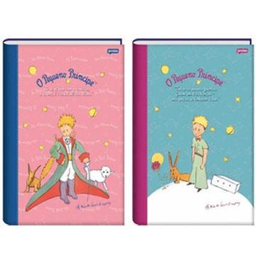 Caderno Capa Dura O Pequeno Principe Jandaia Brochura Linhas 96fls (un)