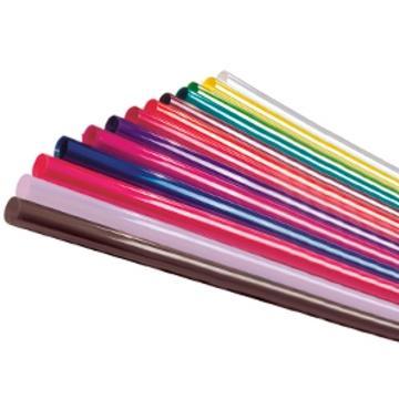 Folha de Plástico  para Encapar Cadernos de Poliester 2mx45cm (diversos)