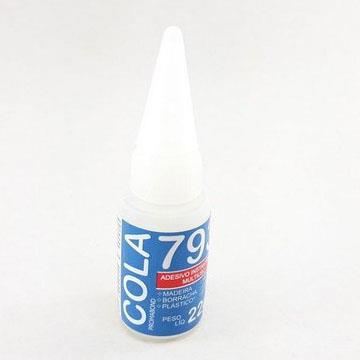 Cola Adesivo Instantâneo Multiuso 793 Promabond 22g