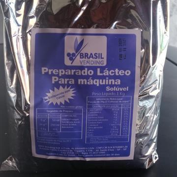 COMPOSTO DE LEITE INTEGRAL - BRASIL VENDING - 1KG