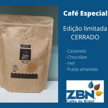 CAFÉ TORRADO EM GRÃO ESPECIAL GUANABARA - 250G