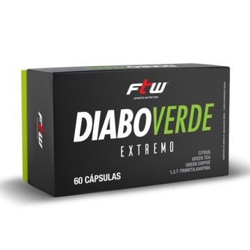 DIABO VERDE Extremo - 60caps - FtW