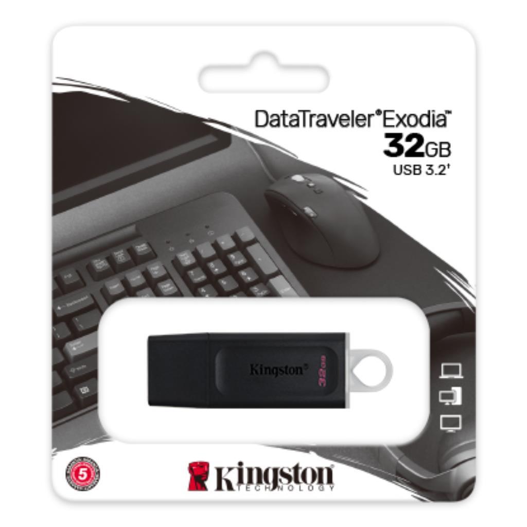 Kingston DTX Exodia PEN DRIVE 32GB USB 3.2