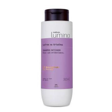 Natura Lumina Shampoo Matizador 300ml