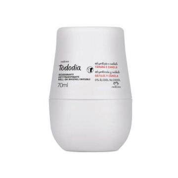 Tododia Desodorante Roll-on Tâmara e Canela