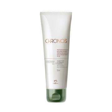Chronos Protetor Antioleosidade FPS 30 Incolor 50ml