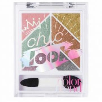 Color Trend Chic Look Paleta de Sombras