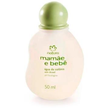 Água de Colônia Mamãe e Bebê 50ml