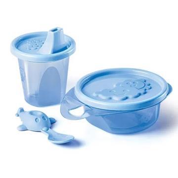 Superkit Alimentação Azul