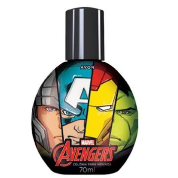 Avengers Colônia para Meninos 70ml