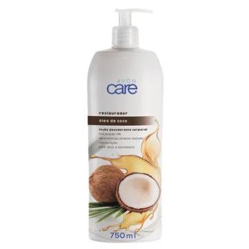 Avon Care Hidratante Restauração Óleo de Coco 750ml