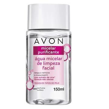 Avon Água Micelar de Limpeza Facial 150ml