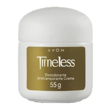 Desodorante Creme Timeless 55g