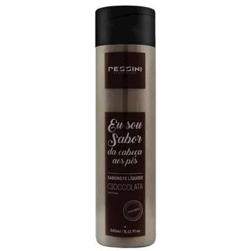 Pessini Sabonete Líquido Cioccolata Chocolate 240ml