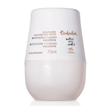 Tododia Desodorante Roll-on Macadâmia
