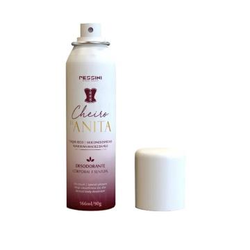 Cheiro de Anita Desodorante Íntimo Sensual 166ml