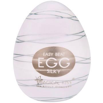 Egg Silky Masturbador Masculino Magical Kiss