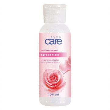 Avon Care Loção Tônica Facial Água de Rosas 100ml
