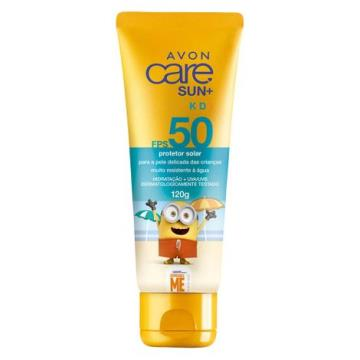 Avon Care Kids Protetor Solar FPS 50