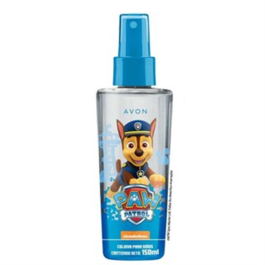 Avon Colônia Spray Para Meninos Paw Patrol 150ml