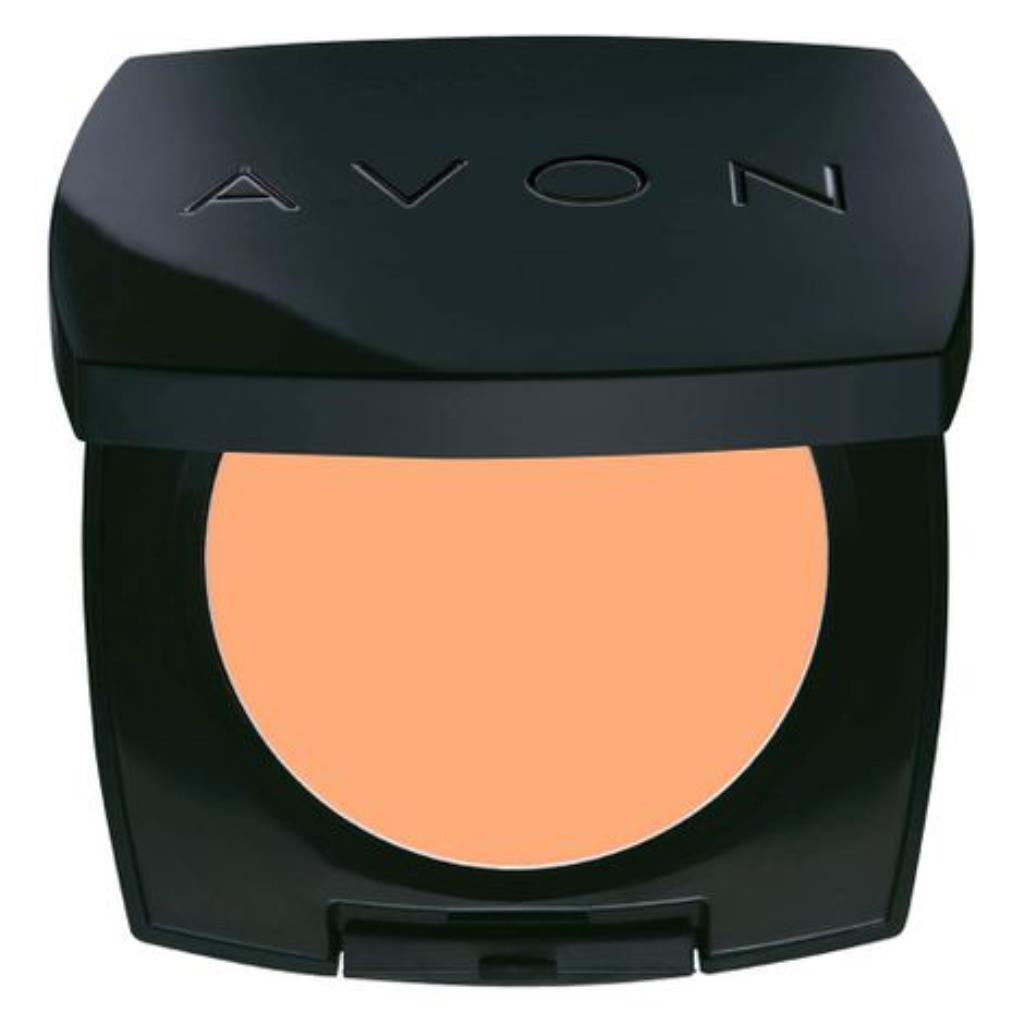 Avon Pó Compacto Facial Matte 132Q