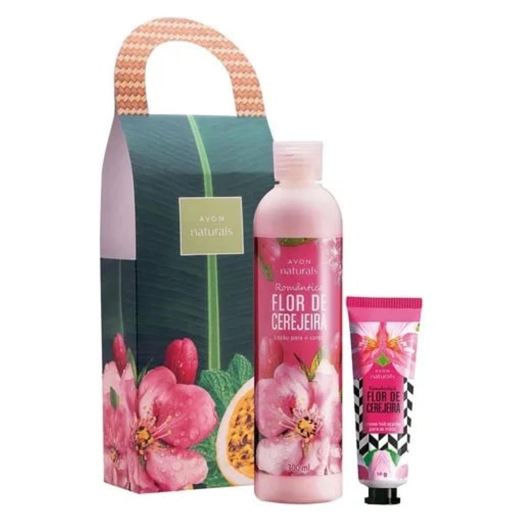 Presente Naturals Flor de Cerejeira
