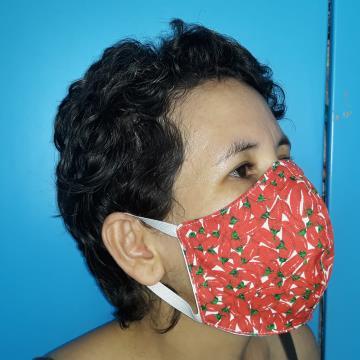 Máscara de Proteção (pimentas)