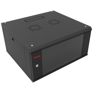 "BRACKET DESMONTAVEL 9U X 450 MM 19"" PT - 1000960450 - IP METAL"