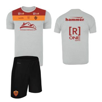 Kit Uniformes completos ( camisa, calção, meião)