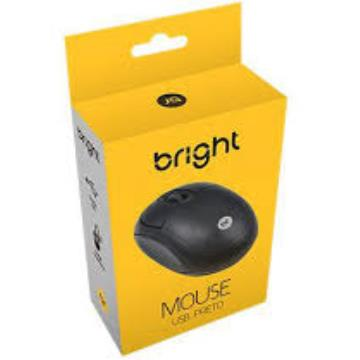 MOUSE BRIGHT USB 0106