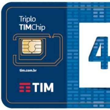 TIM CHIP 4G