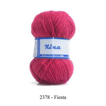 LÃ NINA 40G ROSA COR 2378