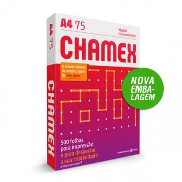 PAPEL A4 - 500 FLS - CHAMEX