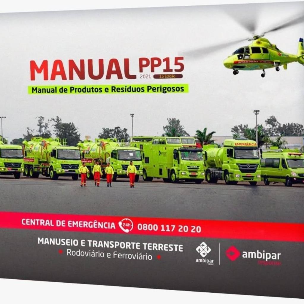 MANUAL PP15 - PRODUTOS PERIGOSOS