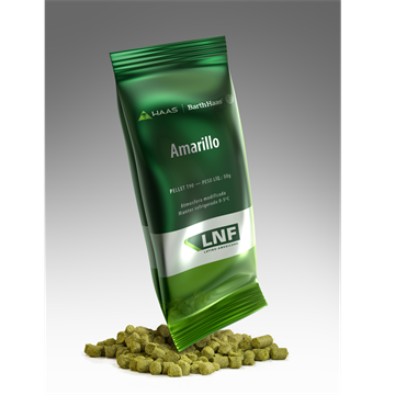 LUPULO AMARILLO 8,3% A.A. SAFRA 2020 BARTH-HAAS 50g