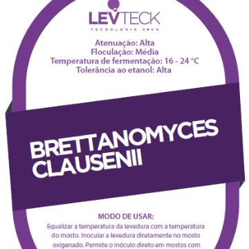 FERMENTO LIQUIDO TECKBREW BRETTANOMYCES CLAUSSENII