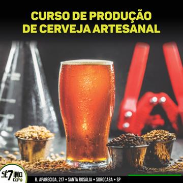 CURSO BÁSICO PRODUÇÃO DE CERVEJA - 14/11/2021