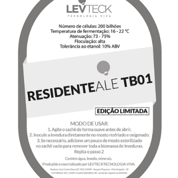 FERMENTO LIQUIDO TECKBREW 01 RESIDENTE ALE
