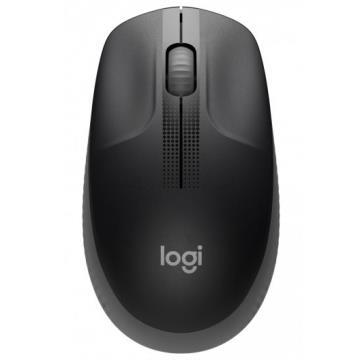 Mouse Logitech M190 Sem Fio Cinza