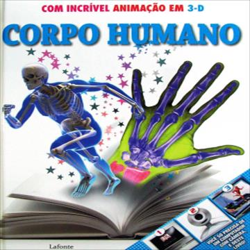 Corpo Humano - Com Incrível Animação Em 3D