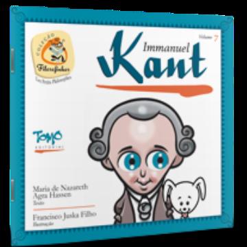 Coleção Filosofinhos, vol. 7 - Immanuel Kant