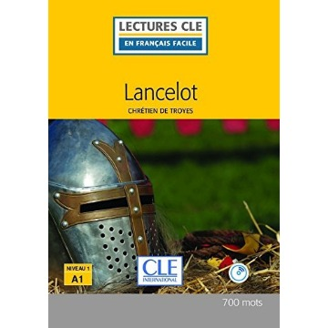 Lancelot Lecture Fle + CD 2È Ed.