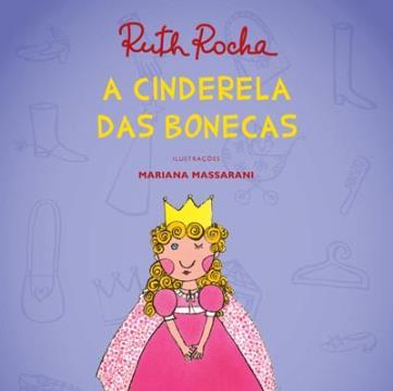 Editora Salamandra- A Cinderela das Bonecas