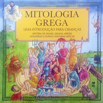 Mitologia Grega: Uma introdução para crianças