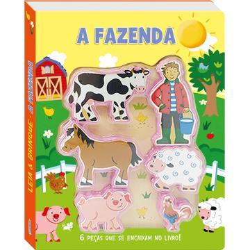 Leia e Brinque: A Fazenda