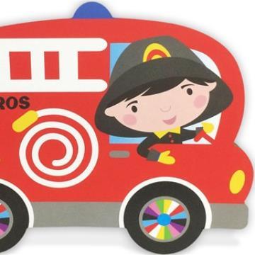 Sobre rodas: O caminhão de Bombeiros