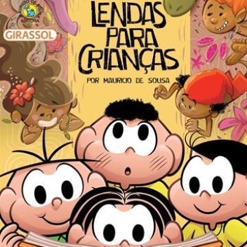 Turma da Mônica: Lendas para crianças